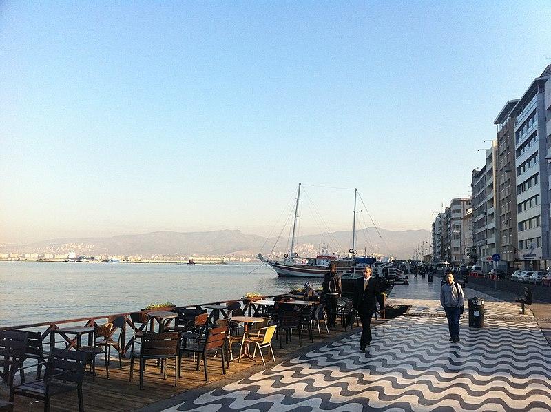 File:Izmir Coast.JPG