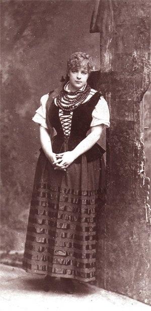 Josephine de Reszke - Joséphine de Reszke