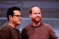 J. J. Abrams & Joss Whedon (4840609504).jpg