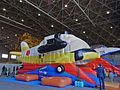 JASDF Child's play implement , 航空自衛隊 遊戯具 - Panoramio 103914335.jpg