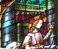 JEHOVAH at RomanCatholic Church Saint-Fiacre Dison Belgium.JPG