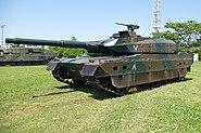 JGSDF Type10 tank 20120527-11