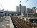 JRW Ōkubo station platform.jpg