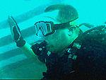 JTF Guantanamo Soldier Reenlists Underwater DVIDS223255.jpg