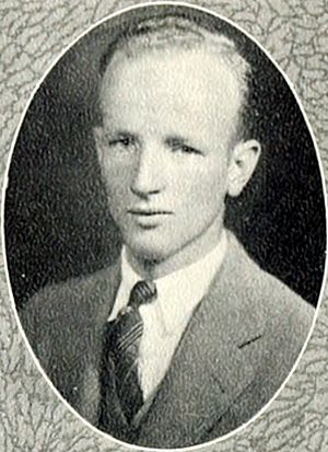 J. Spencer Bell - 1927 Duke University Yearbook (age 21)