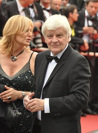 Jacques Perrin - Perrin at the 2009 Cannes Film Festival.