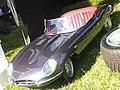 Jaguar E Type scale model (35764432641).jpg