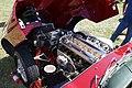 Jaguar XK-E E-Type 1964 Roadster Engine Lake Mirror Cassic 16Oct2010 (14877208405).jpg