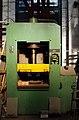 Jakin Presse Typ 70 Druckleistung maximal 70 T Maschinen-Nummer 0392 Otto Schre... GmbH & Co. Werkzeugmaschinen Hamburg-Egenbüttel Ansicht frontal 922.jpg
