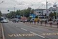 Jakuba Kolasa — Surhanava streets (Minsk, Belarus) p01.jpg