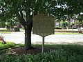 James A. Everett historical marker.JPG