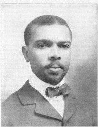 "James Weldon Johnson - Aged around 30 at the time of this photo, James W. Johnson had already written ""Lift Ev'ry Voice and Sing"" and been admitted to the Florida bar."