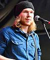Jan Pape Band - Jan-Hendrik Buhk – Rock 'N' Rose Festival 2014 03.jpg