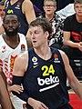 Jan Veselý 24 Fenerbahçe men's basketball EuroLeague 20191010.jpg