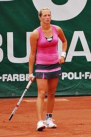 Réka Luca Jani Hungarian tennis player