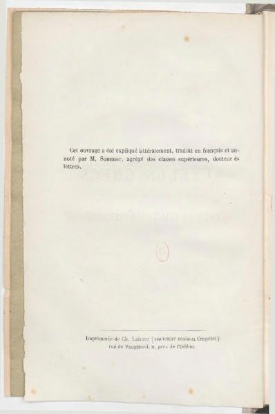 File:Jean Chrysostome - Homélie sur le retour de l'évêque Flavien, 1853.djvu