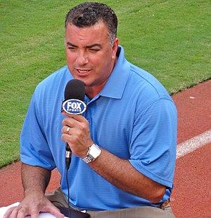 Jeff Piecoro - Piecoro reporting from Sun Life Stadium, 2011.