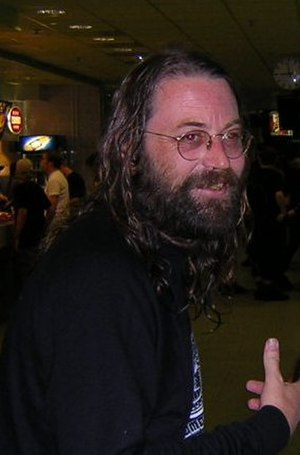 Jeff Minter - Jeff Minter at Assembly 2004
