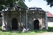 Jelenia Góra Cmentarz wokół Kościoła Łaski (6).JPG
