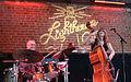 Jennifer Leitham Trio at the Lighthouse Cafe, 9 December 2012 (8259355595).jpg