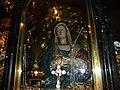 Jerusalem, Holy Sepulchre (Capela Crucificarii cu imaginea indurerata a Fecioarei Maria); 1-3000-211.jpg