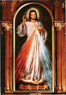 Divine Mercy Catholic devotion