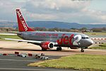 Jet2, Boeing 737-36Q(WL), G-GDFT (25328087476).jpg