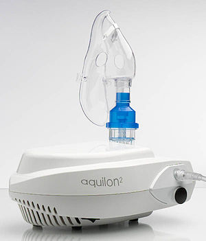 Nebulizer - A modern jet nebulizer