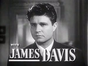 Jim Davis (actor) - Jim Davis in Winter Meeting (1948)