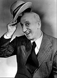 Jimmy Durante Jimmy durante 1964.JPG