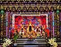 Jiufen Zhaoling Temple Innen 3.jpg