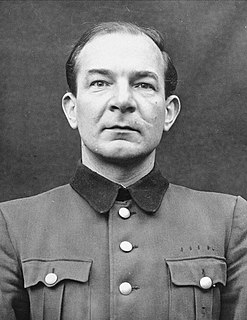 Joachim Mrugowsky SS officer and physician