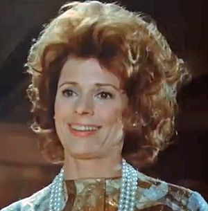 Joan Hotchkis - Hotchkis in trailer for the film Breezy (1973)