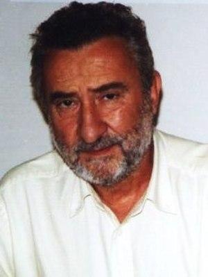 Joe D'Amato - D'Amato at the 1996 Cannes Film Festival