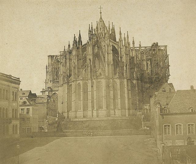 Johann Franz Michiels Kölner Dom 1855