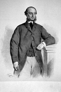 Johann Larisch-Moennich Litho 01