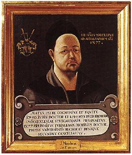 Johannes Nauclerus