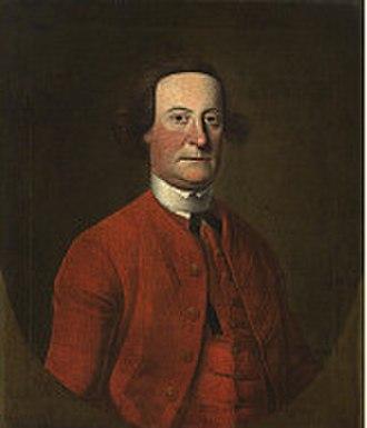 Battle of Fort Frontenac - John Bradstreet