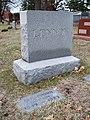 John Brown Lennon grave 2007.jpg