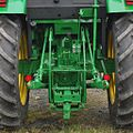John Deere 3050, three-point linkage, PTO and swinging drawbar.jpg