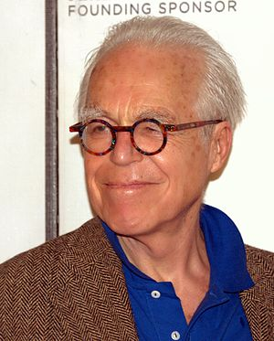 John Guare - Image: John Guare at the 2009 Tribeca Film Festival