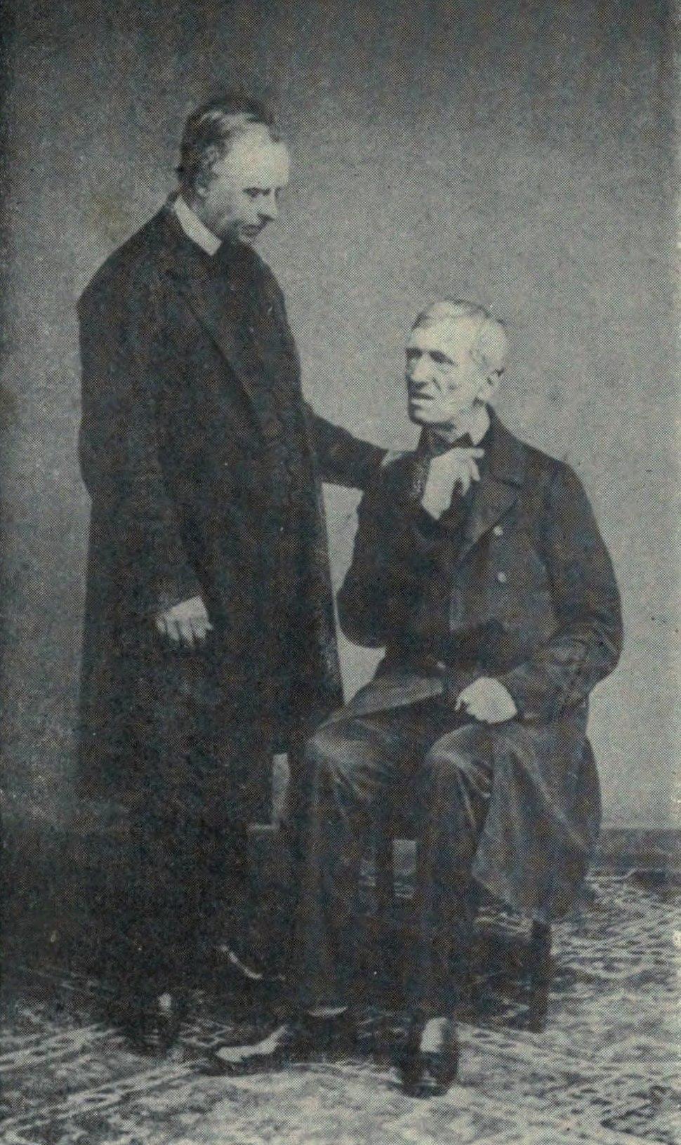 John Henry Newman & Ambrose St. John