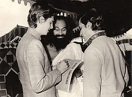 John Hills with Dhirendra Bramachari and Amrit Desai.jpg