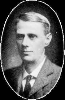 John Nanson (1863-1916) journalist and politician