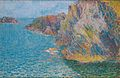 John Peter Russell - La Pointe de Morestil par mer calme, 1901.jpg