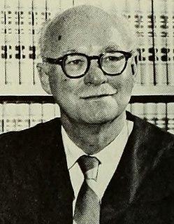 John Robert Brown (judge) American judge