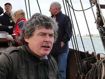 English: Irish singer-songwriter John Spillane...