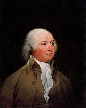 Presidency of John Adams - Adams (circa 1792)