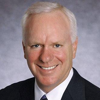 U.S. Agency for Global Media - John F. Lansing, current CEO