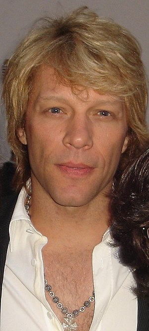 English: Jon Bon Jovi
